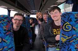 Distillery visit edinburgh stag groups