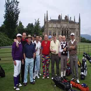 golf in Edinburgh