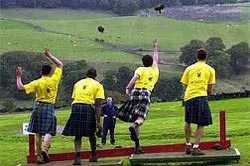 highland games edinburgh