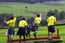 highland games edinburgh