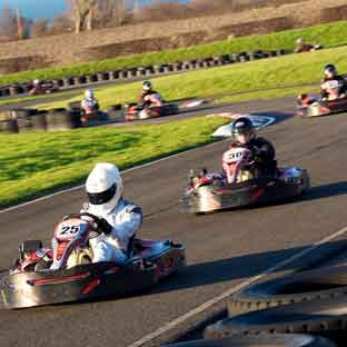 edinburgh karts outdoor