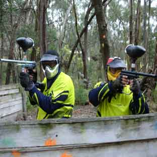 paintball package edinburgh stag groups