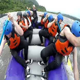 white water rafting edinburgh