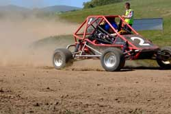 rage Buggy racing Edinburgh