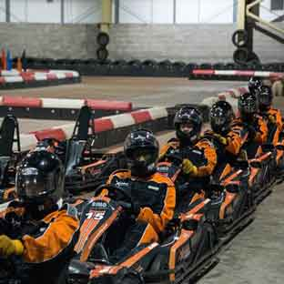 indoor karting edinburgh
