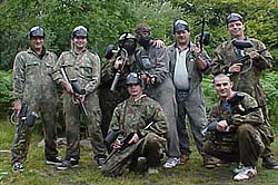 Paintball Edinburgh Stag Do