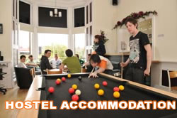 Budget Accommodation Logo