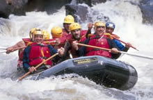 Rafting Edinburgh
