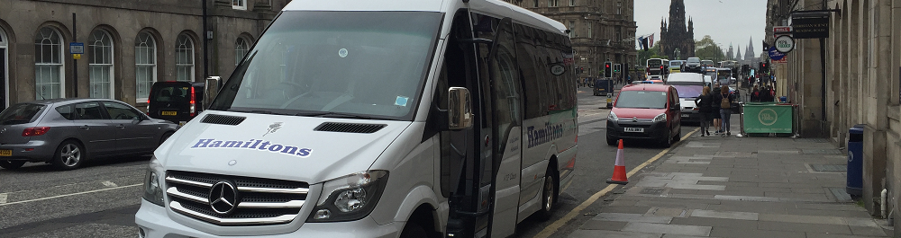 Stag Do Transfers Edinburgh