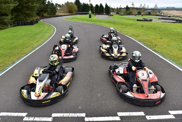 edinburgh karting