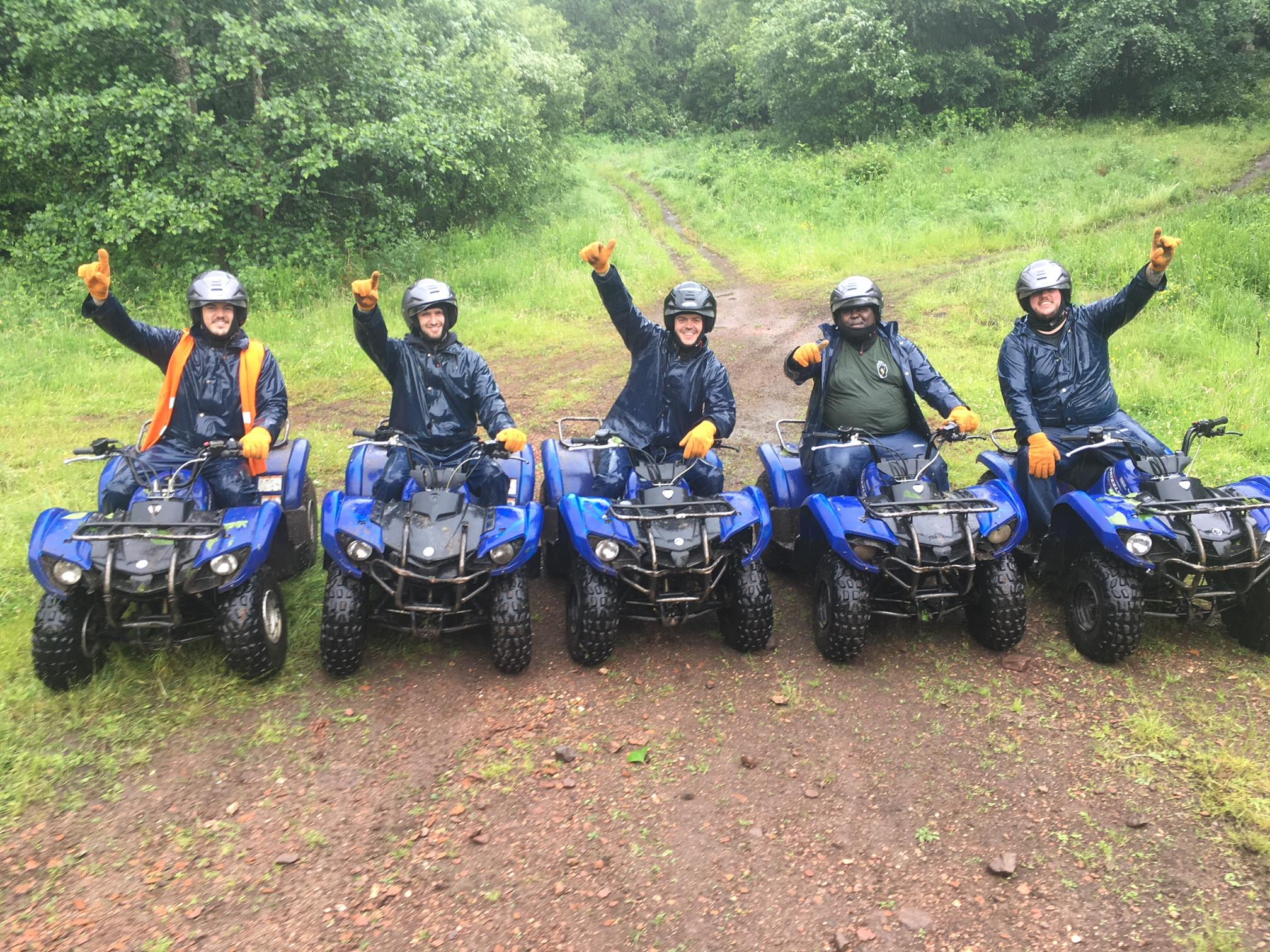 Edinburgh Quad Bikes