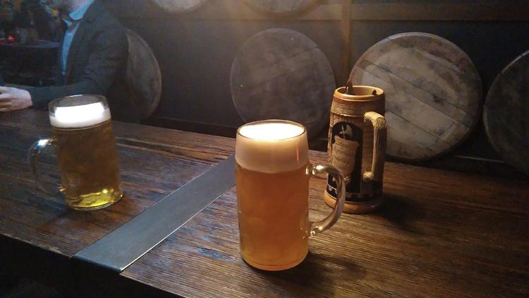 Edinburgh Beer keller