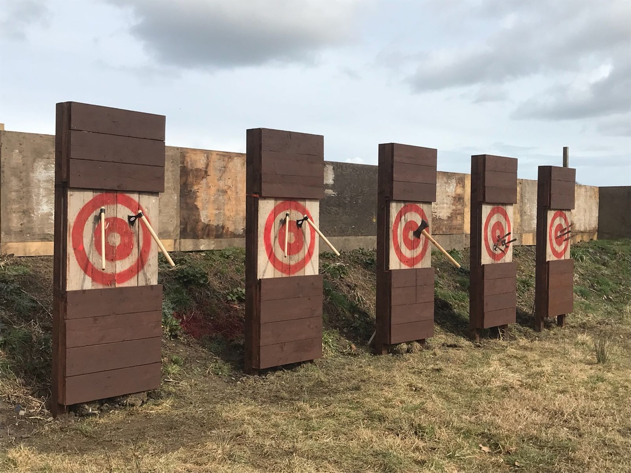 Axe Throwing Edinburgh