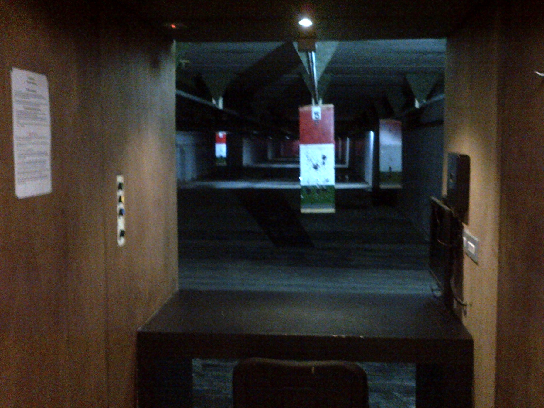 Indoor Rifle Range Edinburgh