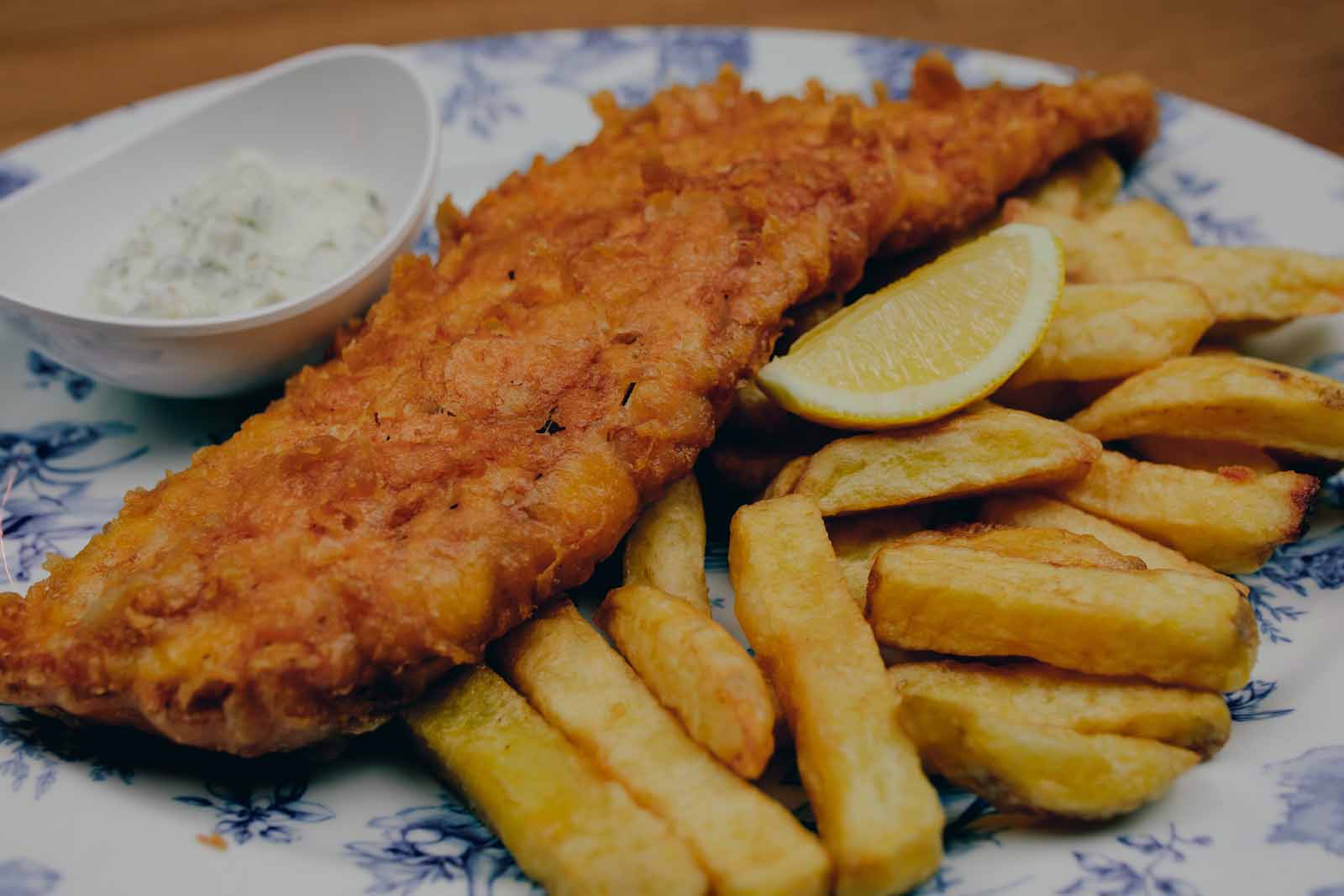 Fish and chips edinburgh